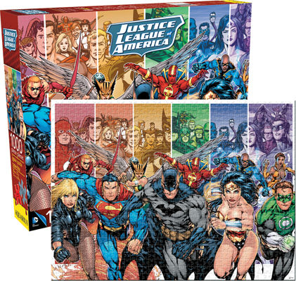 Justice League 1000 Piece