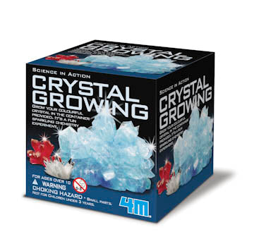 Kit Crystal Growing Assorted