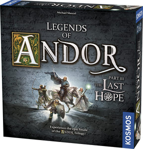 Legends Of Andor Last Hope