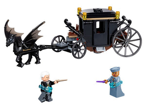 Lego Harry Potter Grindelwald's Escape