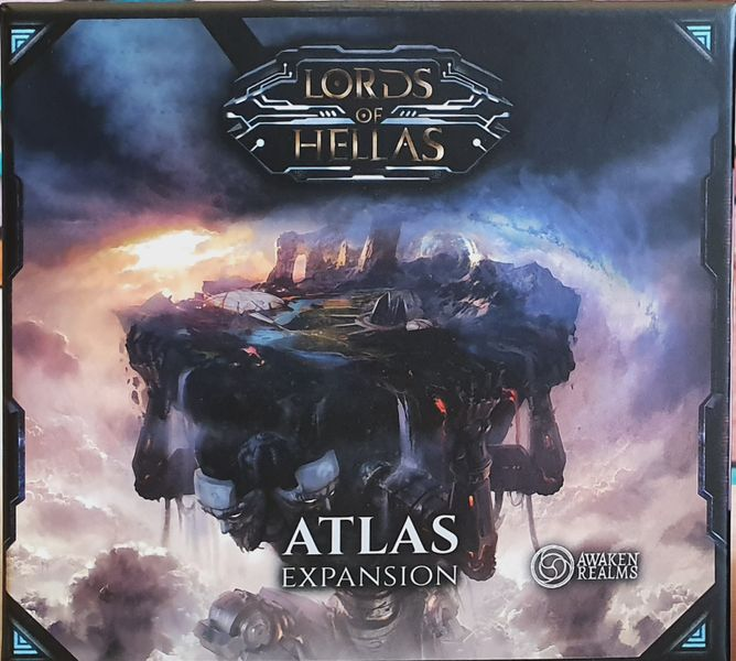 Lords Of Hellas Atlas