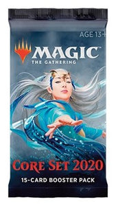 Magic The Gathering Core 2020 Booster Pack