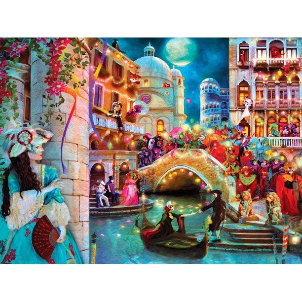 Masquerade Ball 750 Piece
