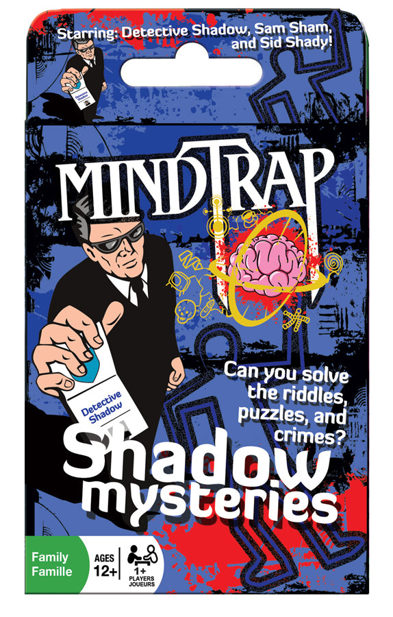 Mindtrap Shadow Mysteries