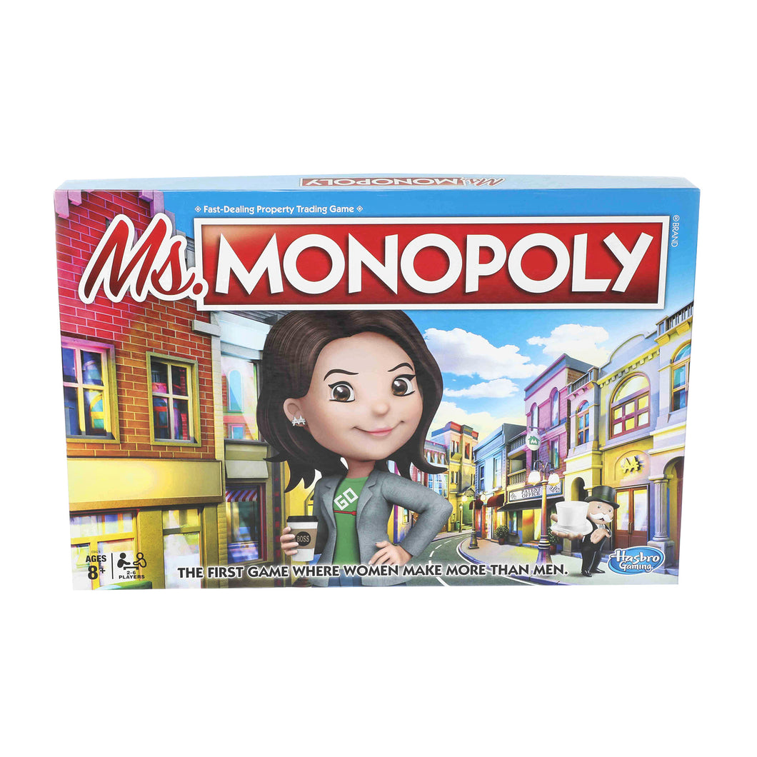 Monopoly Ms. Edition
