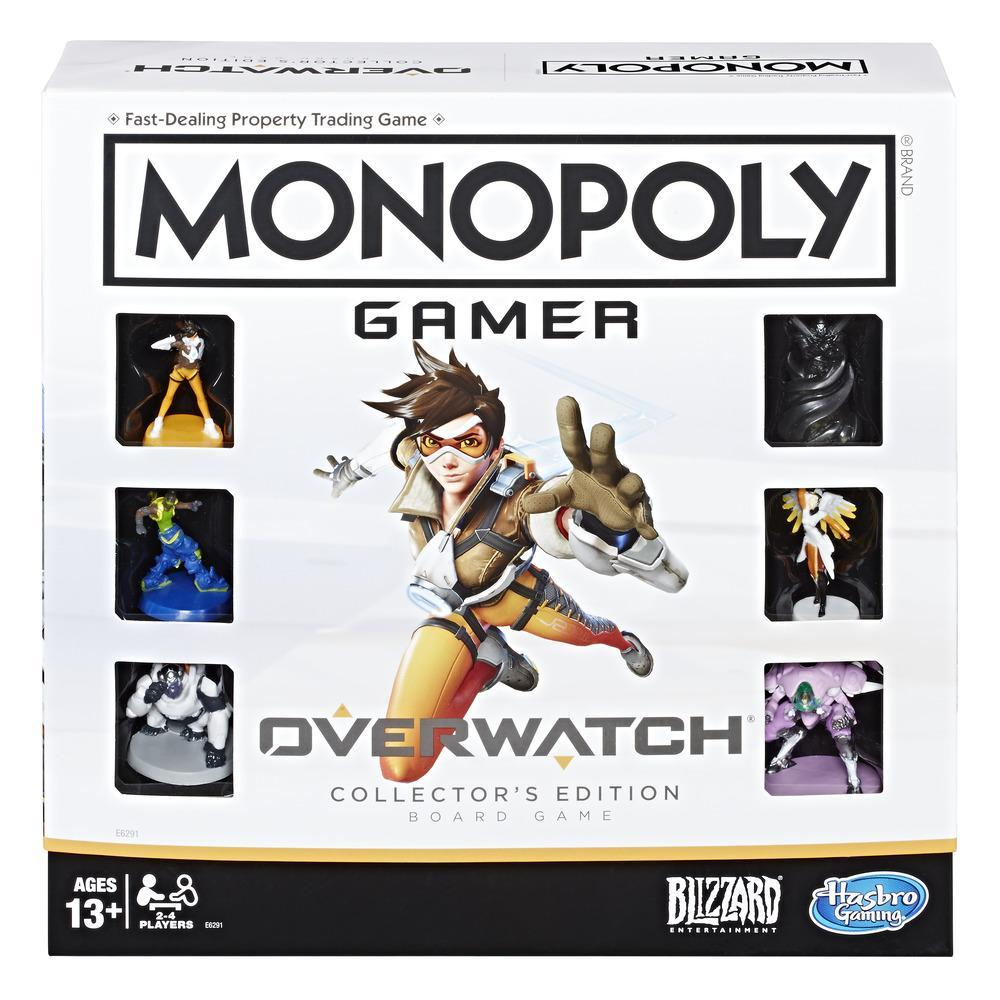 Monopoly Overwatch Edition