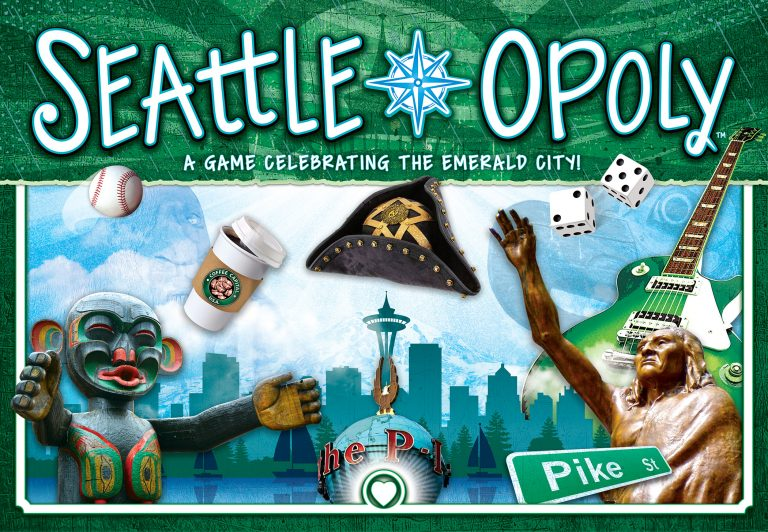 Monopoly Seattle