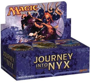 Mtg Journey Into Nyx Booster Pack