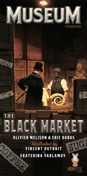 Museum Black Market Expansion