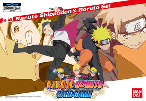 Naruto Naruto Shippuden And Boruto Set