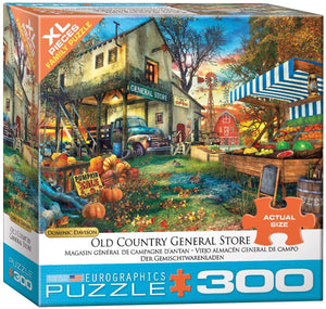 Old Country Store 300 Piece