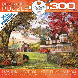 Old Pumpkin Farm 300 Piece
