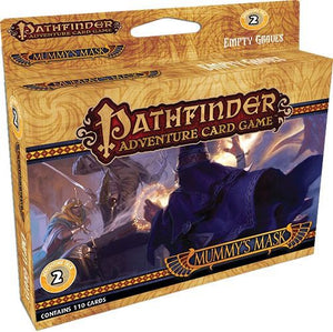 Pathfinder Acg Mummy's Mask 2 Empty Graves