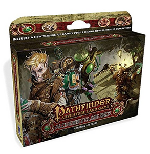 Pathfinder Adventure Card Game Alchemist Deck
