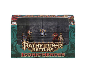 Pathfinder Battles Iconic Heroes Set 8