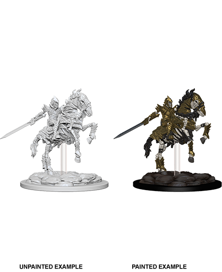 Pathfinder Skeleton Knight On Horse