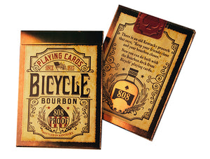 Playing Cards Bicycle Bourbon