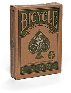 Playing Cards Bicycle Eco Deck