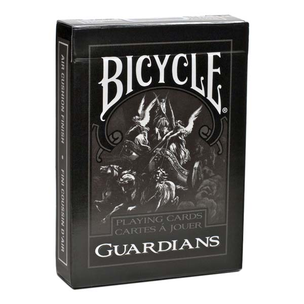 Playing Cards Bicycle Guardians Deck