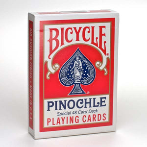 Playing Cards Bicycle Pinochle