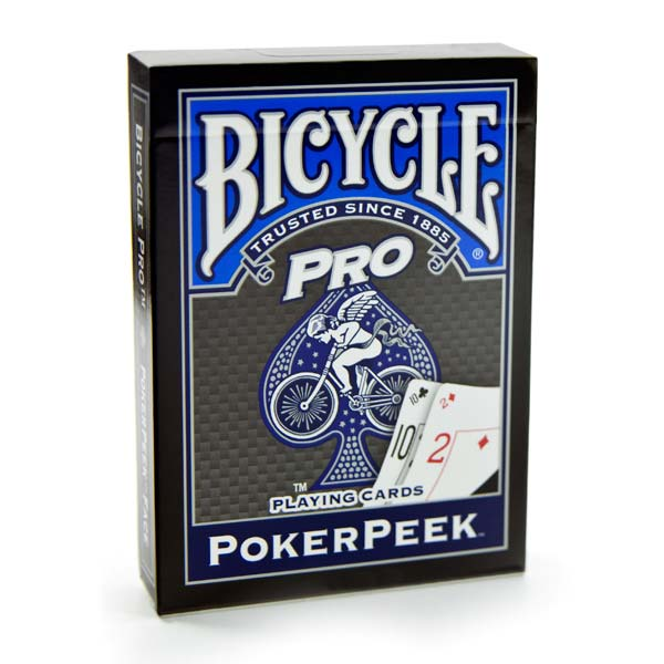 Playing Cards Bicycle Poker Pro