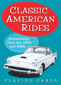 Playing Cards Classic American Rides