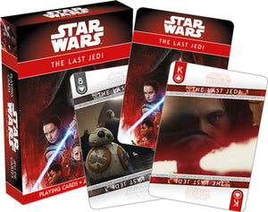 Playing Cards Star Wars Last Jedi