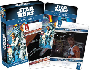 Playing Cards Star Wars New Hope