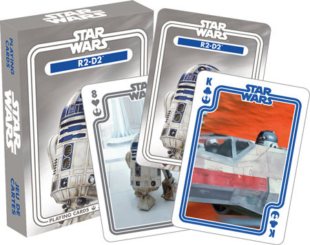 Playing Cards Star Wars R2-D2