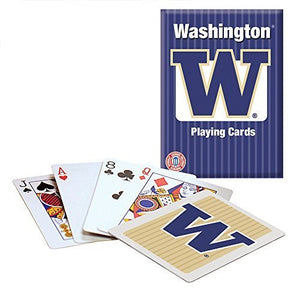 Playing Cards University Of Washington