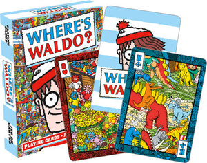 Playing Cards Where's Waldo