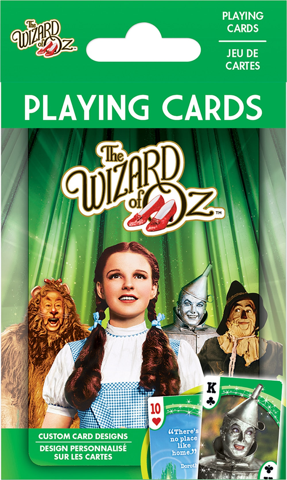 Playing Cards Wizard Of Oz