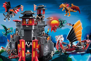 Playmobil Dragon 100 Piece