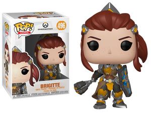 Pop Games: Overwatch Brigitte