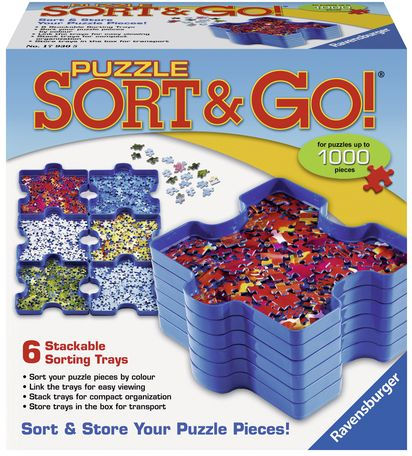 Puzzle Sort & Go Containers