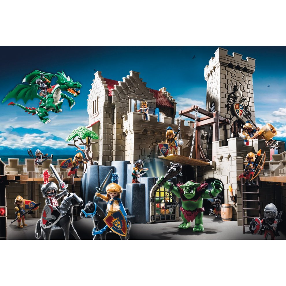 Royal Treasure Playmobile 150 Piece
