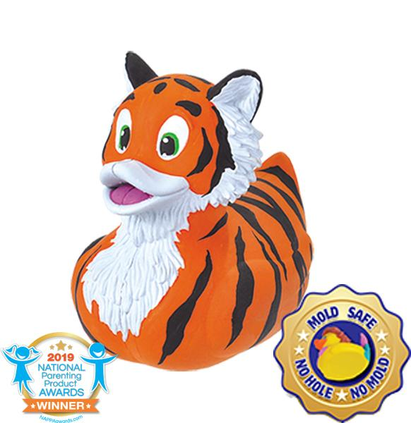 Rubber Duck Tiger
