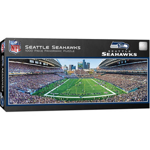 Seattle Seahawks Stadium 1000 Piece