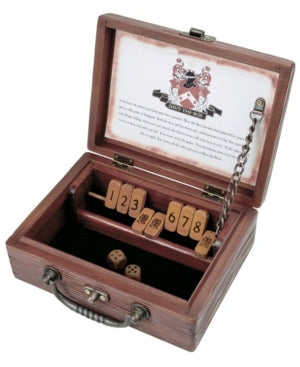 Shut The Box Case With Handle