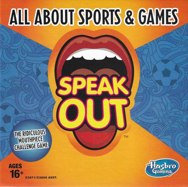 Speak Out Exp Sports & Games
