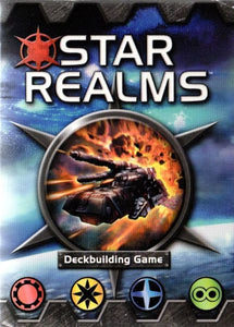 Star Realms Deck Building Game