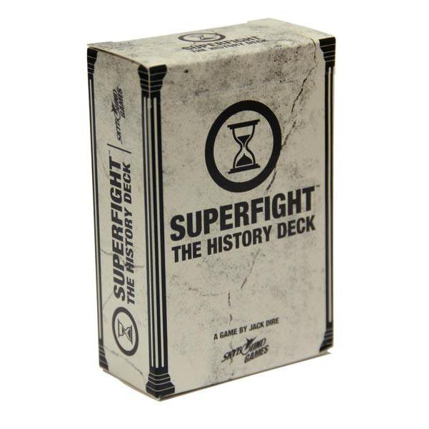 Superfight History Deck
