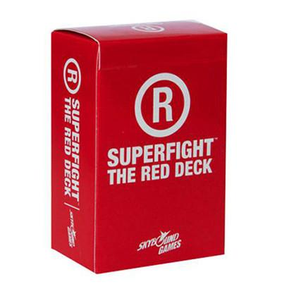 Superfight R-Rated Deck Red