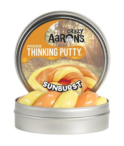 Thinking Putty Sunburst 4'' Hypercolor