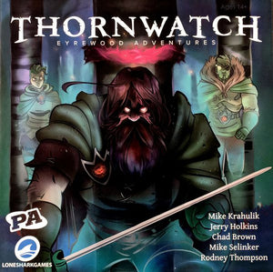 Thornwatch Dark Of The Wood Expansion