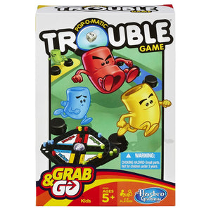 Trouble Grab And Go Travel