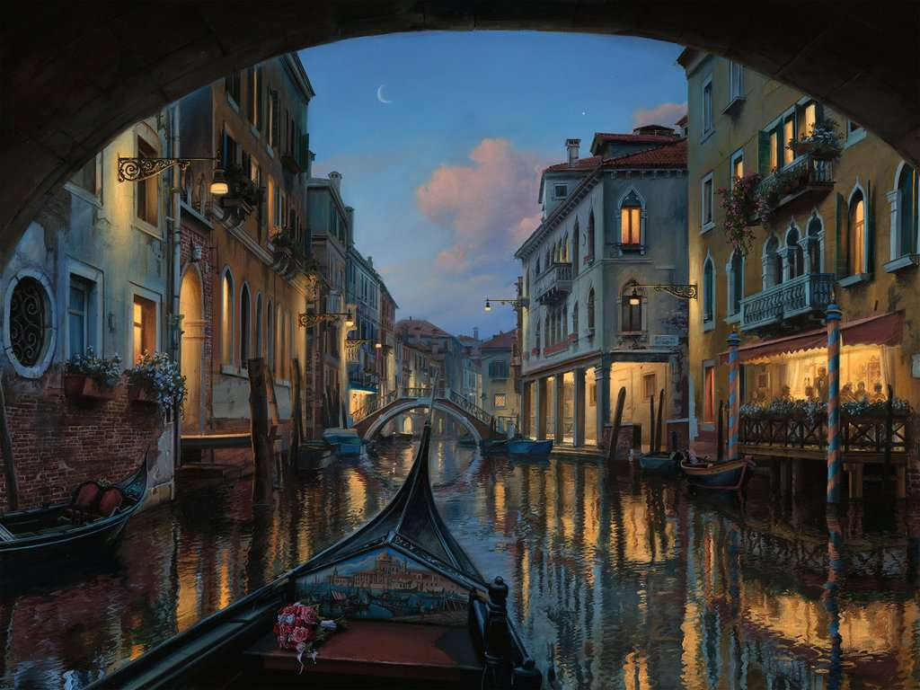 Venetian Dreams 1500 Piece