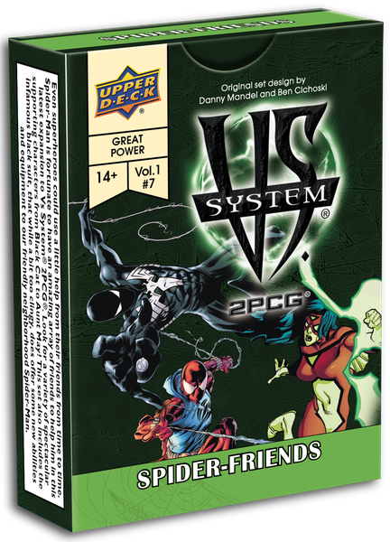 Vs System Spider-Friends