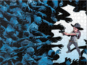 Walking Dead Issue 50 550 Piece