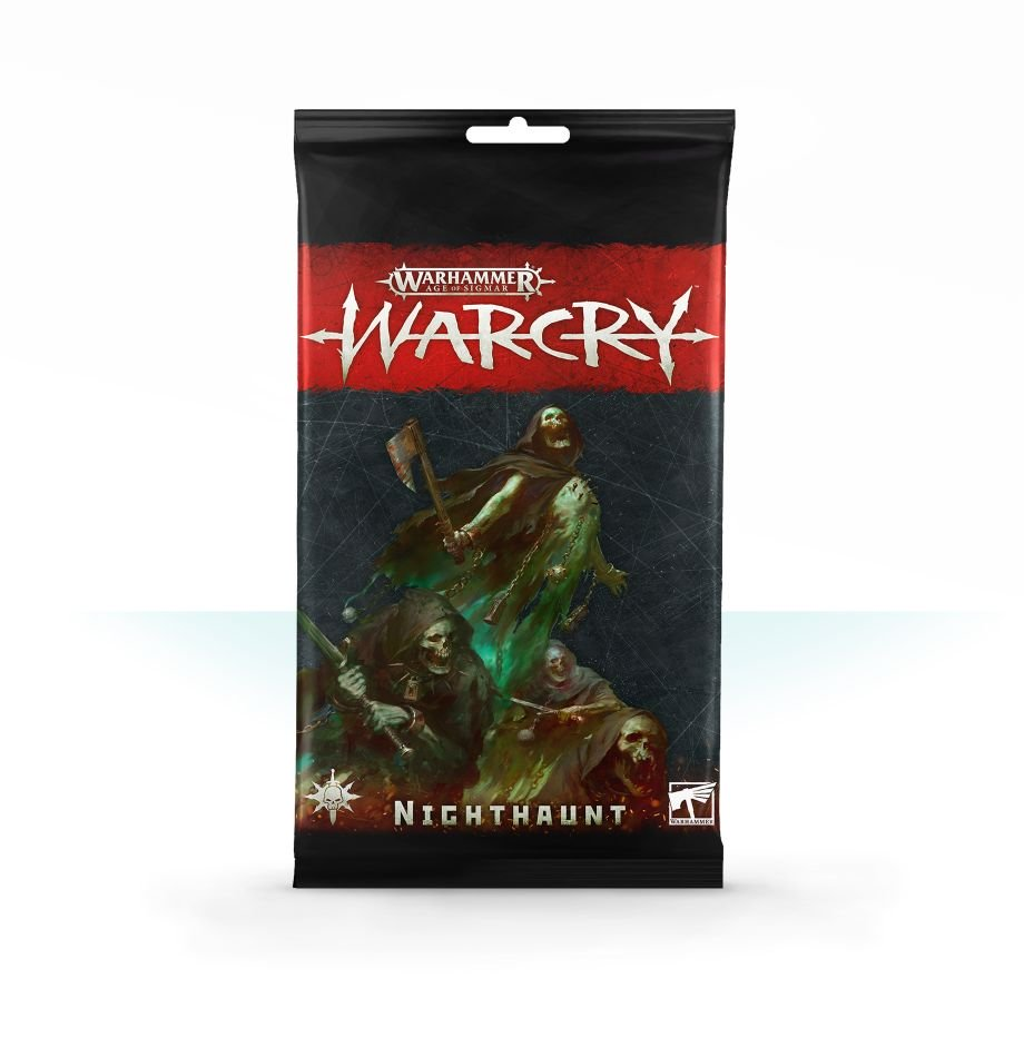 Warcry Nighthaunt Card Pack